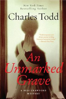 An Unmarked Grave book cover