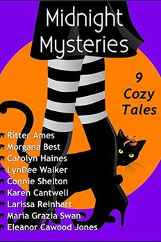 Midnight Mysteries book cover