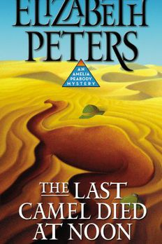 The Last Camel Died at Noon book cover