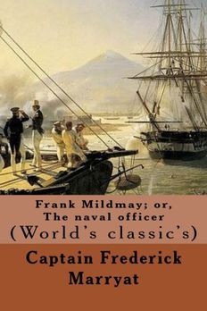 Frank Mildmay; or, The naval officer By book cover