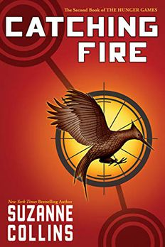Catching Fire |Hunger Games|2 book cover