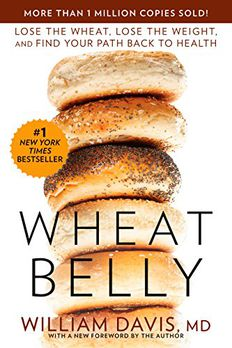 Wheat Belly book cover