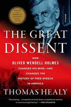Great Dissent book cover