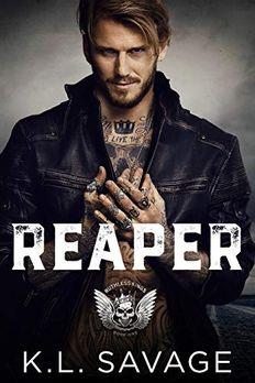 Reaper book cover