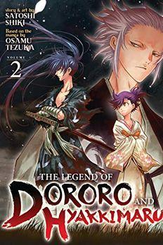 The Legend of Dororo and Hyakkimaru Vol. 2 book cover