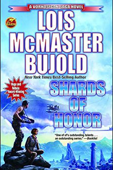 Shards of Honor book cover