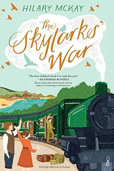 The Skylarks' War book cover