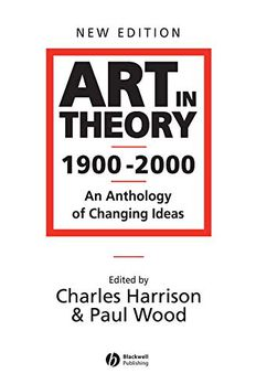 Art in Theory 1900 - 2000 book cover