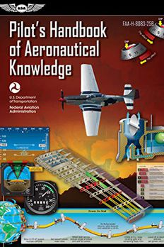 Pilot's Handbook of Aeronautical Knowledge book cover