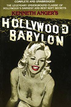 Hollywood Babylon book cover
