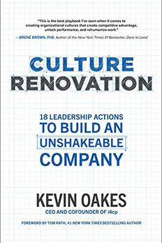 Culture Renovation book cover