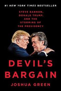 Devil's Bargain book cover