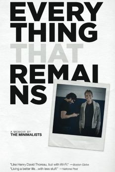 Everything That Remains book cover