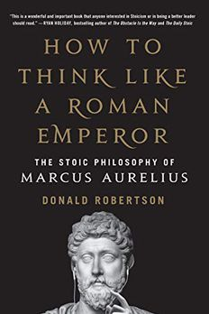 How to Think Like a Roman Emperor book cover