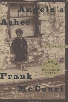 Angela's Ashes book cover