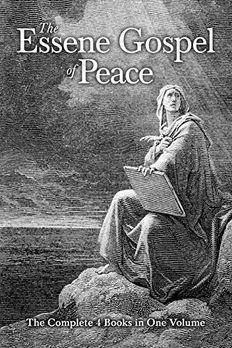 The Essene Gospel of Peace book cover