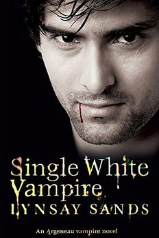 Single White Vampire book cover