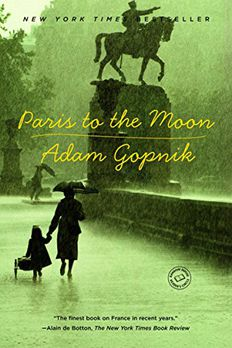 Paris to the Moon book cover