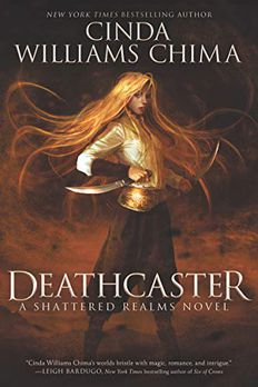 Deathcaster book cover