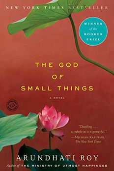 The God of Small Things book cover