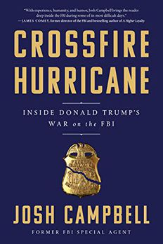 Crossfire Hurricane book cover