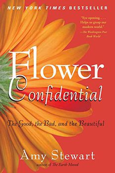 Flower Confidential book cover