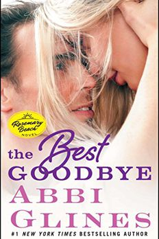 The Best Goodbye book cover