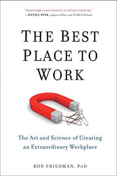 The Best Place to Work book cover