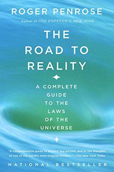 The Road to Reality book cover