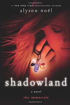 Shadowland book cover
