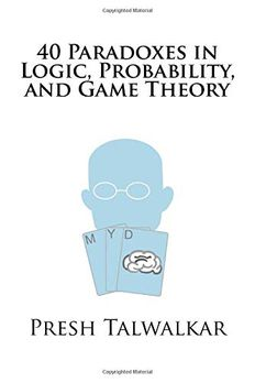 40 Paradoxes in Logic, Probability, and Game Theory book cover