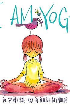 I Am Yoga book cover