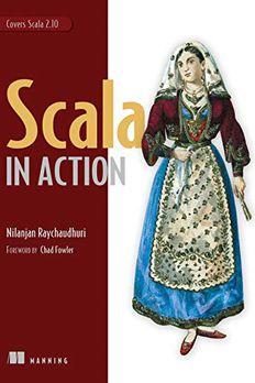 Scala in Action book cover