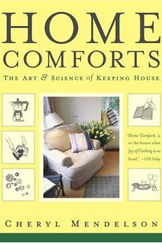 Home Comforts book cover