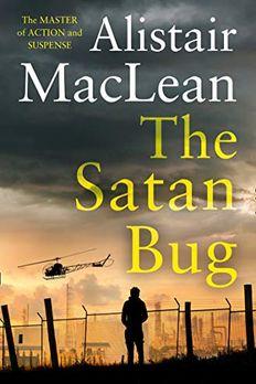 The Satan Bug book cover