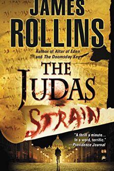The Judas Strain book cover