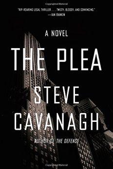 The Plea book cover