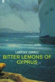 Bitter Lemons of Cyprus book cover