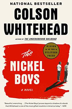 The Nickel Boys book cover