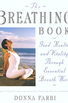 The Breathing Book book cover