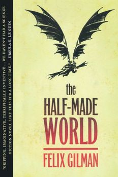 The Half-Made World book cover