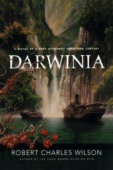 Darwinia book cover