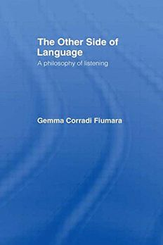 The Other Side of Language book cover