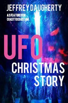 UFO CHRISTMAS STORY book cover
