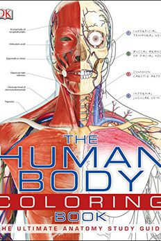 The Human Body Coloring Book book cover