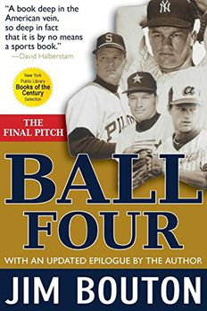 Ball Four book cover