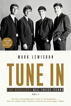 Tune In book cover