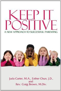 Keep It Positive book cover