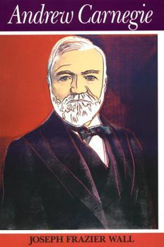 Andrew Carnegie book cover