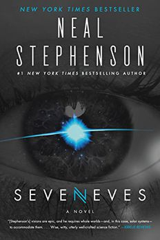 Seveneves book cover